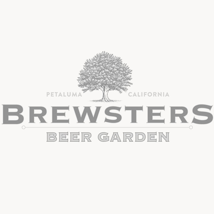 Brewsters Beer Garden Logo