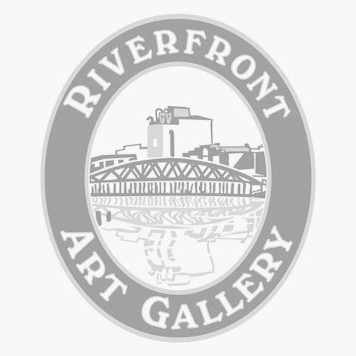 Riverfront Art Gallery Logo