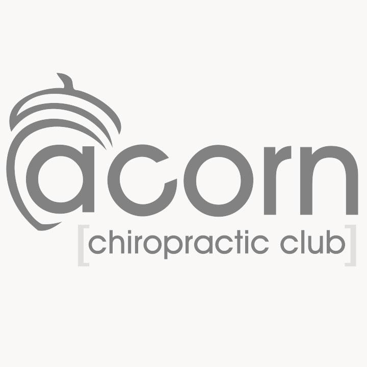 Acorn Chiropractic Club Logo