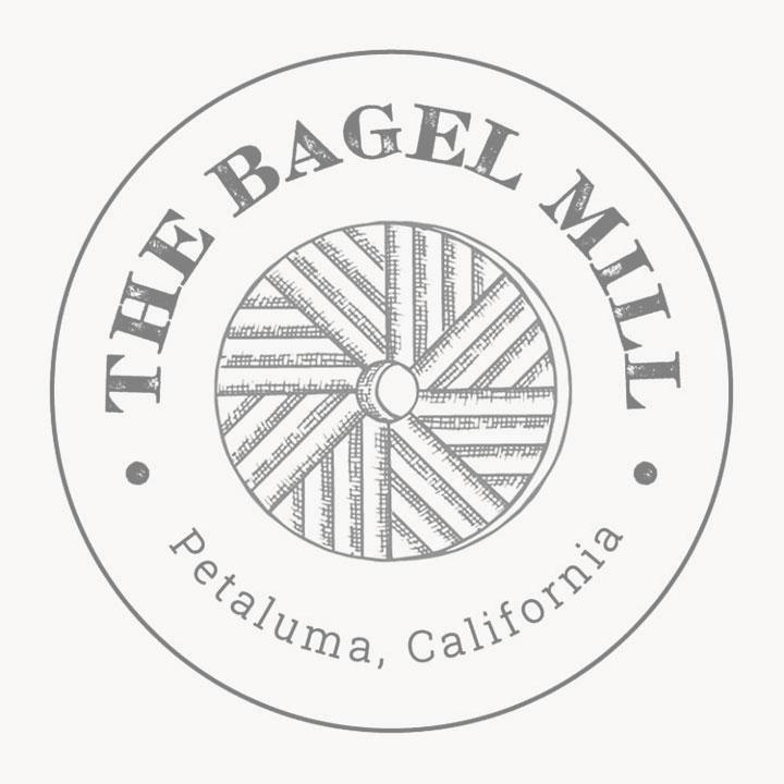 The Bagel Mill Logo