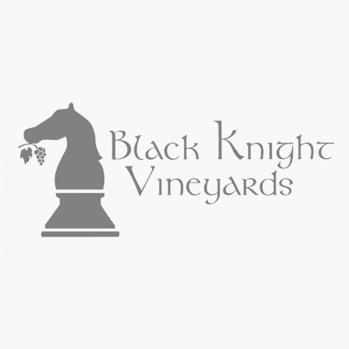 Black Knight Vineyards Logo