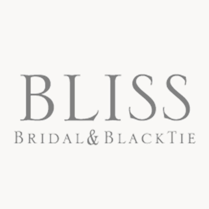 Bliss Bridal & Black Tie Logo