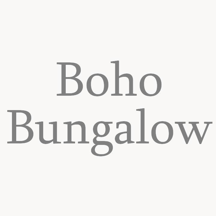 Boho Bungalow Logo