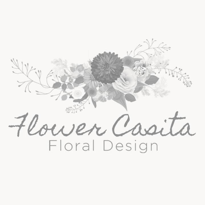 Flower Casita Logo