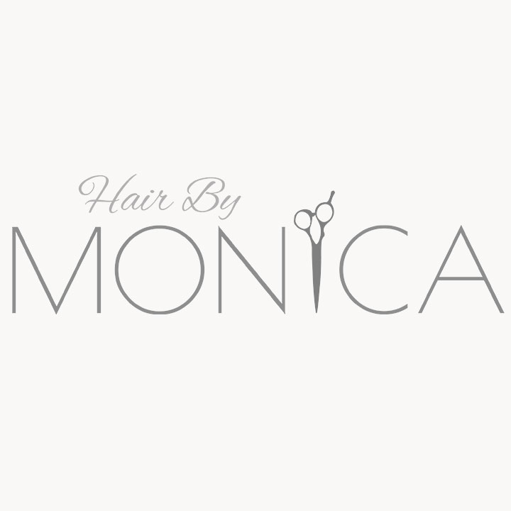 Hair by Monica @ Ava Lane Hairdressing Logo