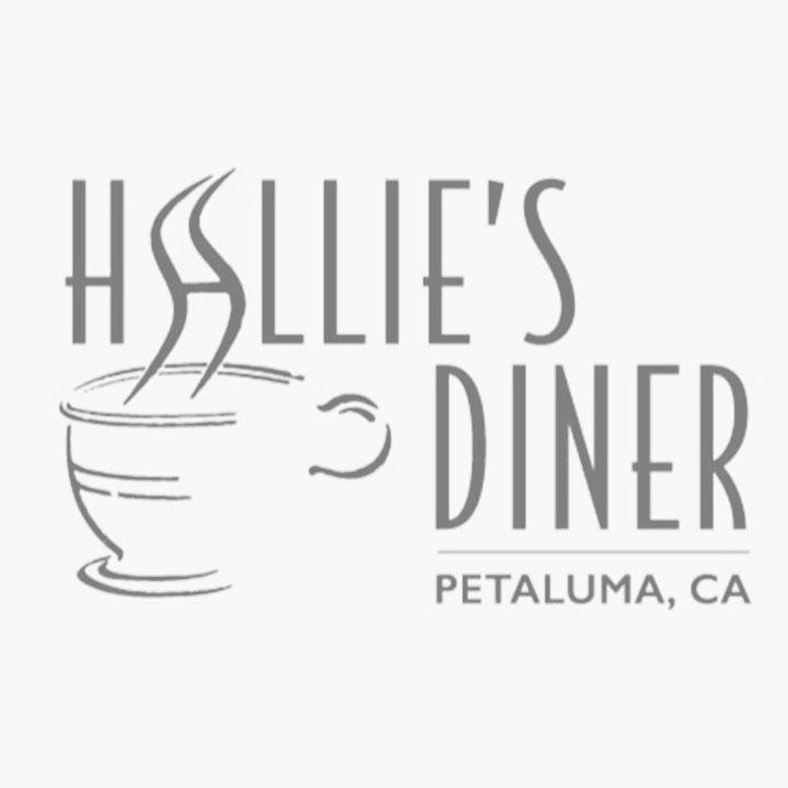 Hallie's Diner Logo