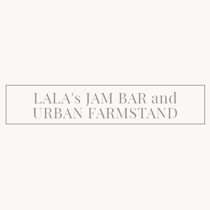 Lala's Jam Bar and Urban Farmstand Logo