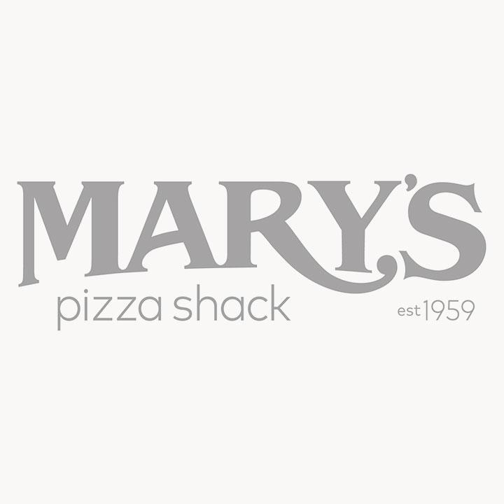 Mary's Pizza Shack Logo