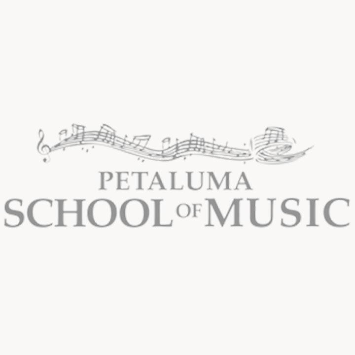 Petaluma School of Music Logo
