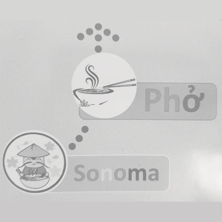 Pho Sonoma Logo