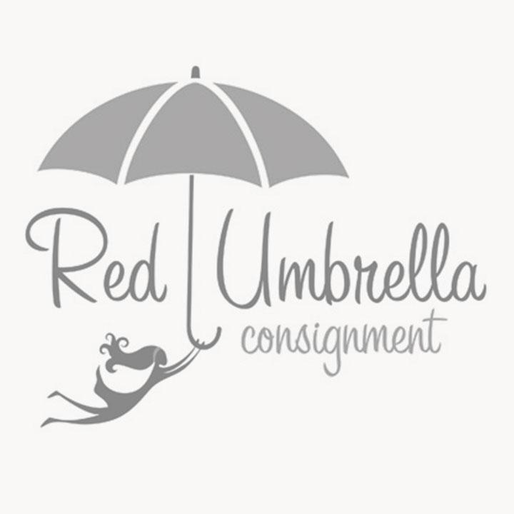 Red Umbrella Consignment Logo