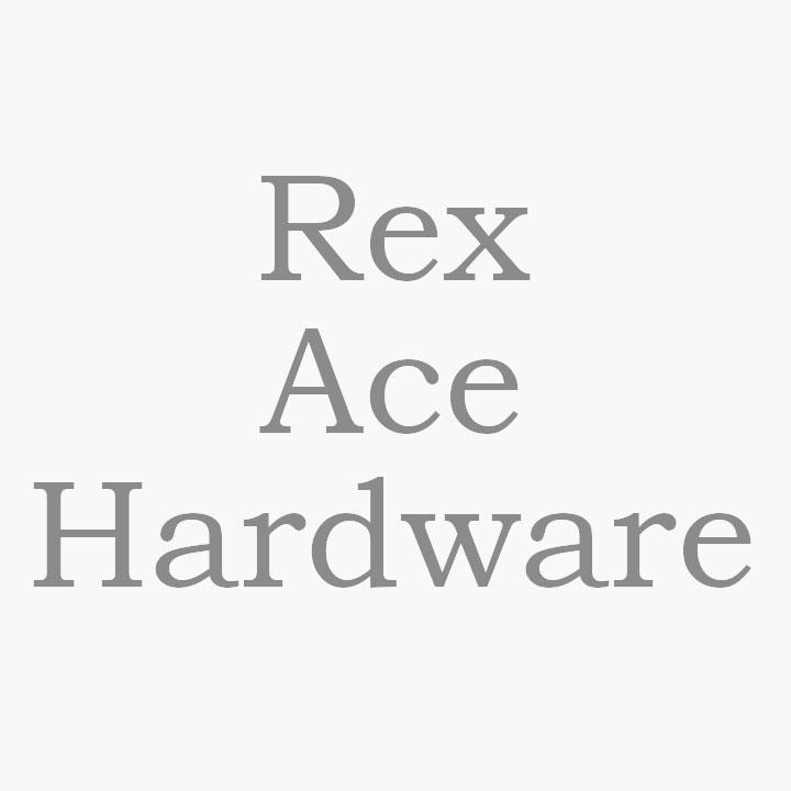 Rex Ace Hardware Logo