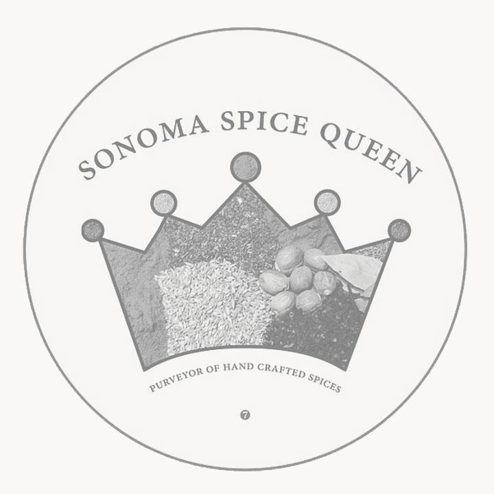Sonoma Spice Queen Logo